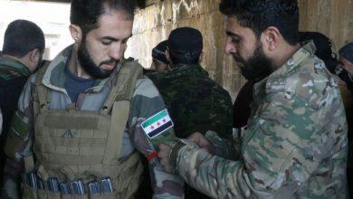 """Photo of الإيجاز العسكري لعملية تحرير بلدة """"آفس""""، ومحاور أخرى"""
