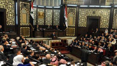 Photo of قادة ميليشيات ومجرمو حربٍ تحت قبّة برلمان أسد