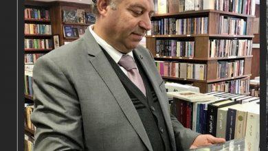 """Photo of المكتب الإعلامي في إدارة التوجيه المعنوي يلتقي الأستاذ """"محمد برو"""" مؤلّف كتاب """"ناجٍ من المِقصلة أو ناجٍ من الجحيم"""""""