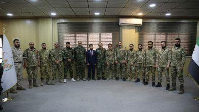 Photo of خطّة إصلاحية أخرى يطلقها الجيش الوطني السوري في إحدى المدن المحرّرة
