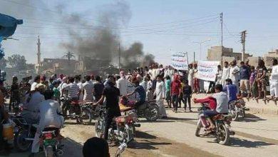 Photo of قمع وحشي تمارسه ميليشيا قسد ضد المتظاهرين المدنيين في مناطق سيطرتها